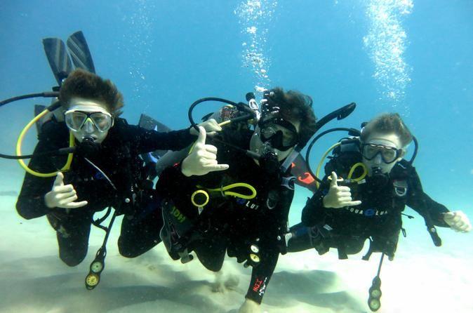 Discover Scuba Diving from Waikiki Do you want to go scuba ...