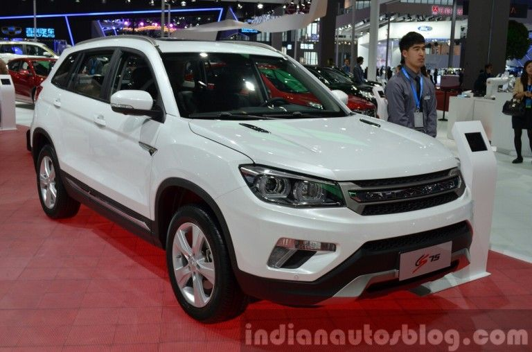 Changan Cs75 Features Specification 10 Pics Car Makes