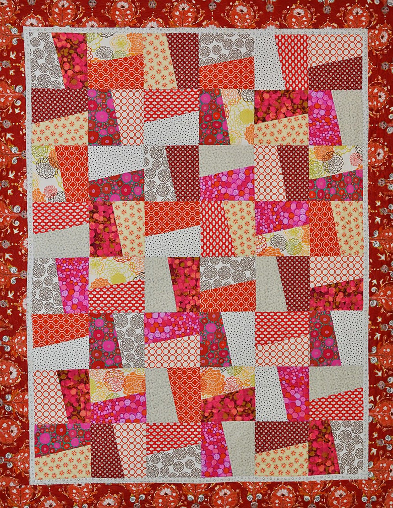 Twirl By Alexander Karla 59 1 2in x 76 1 2in Uses Creative Grids