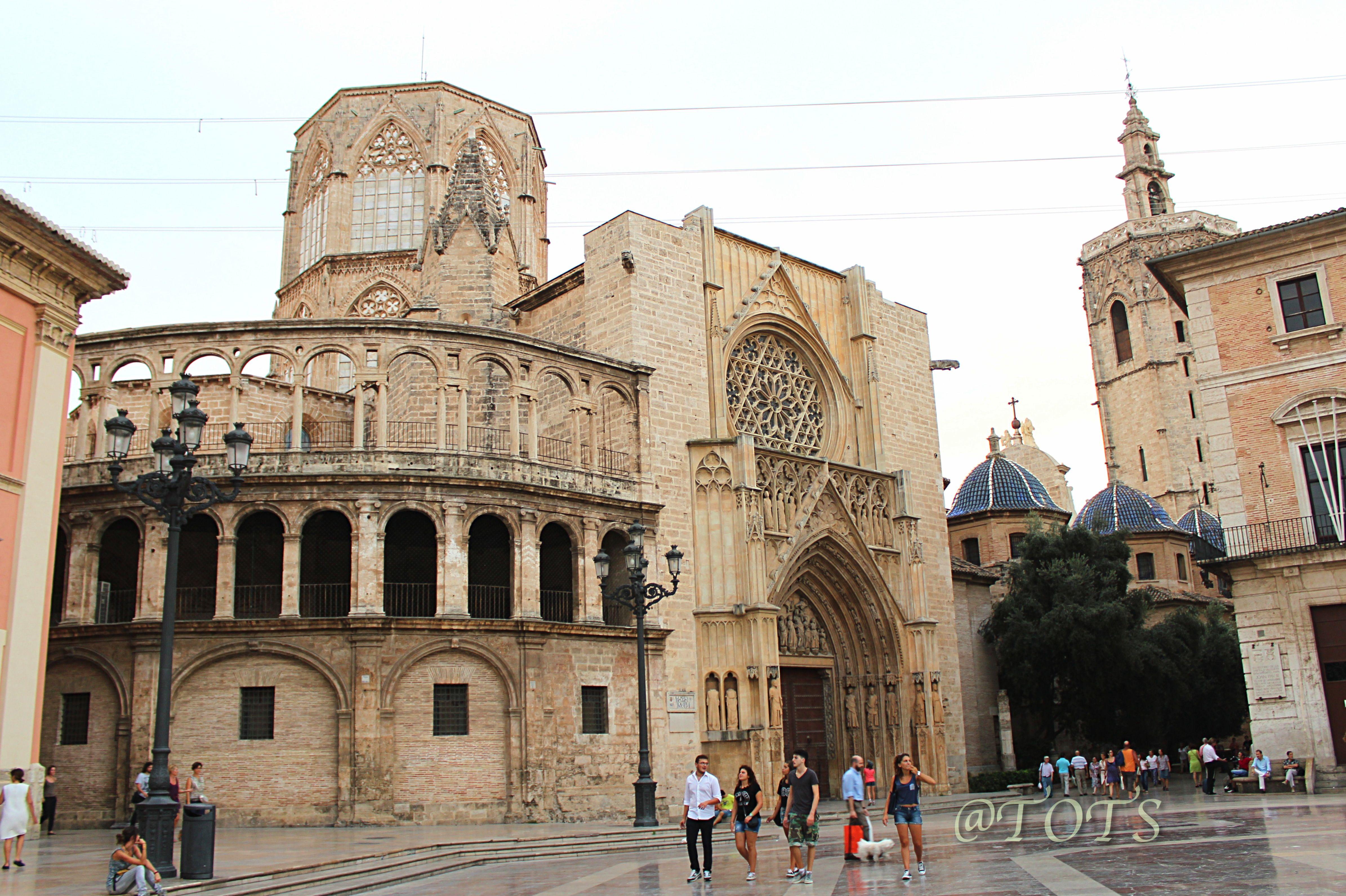 The Almoina Valencia Spain