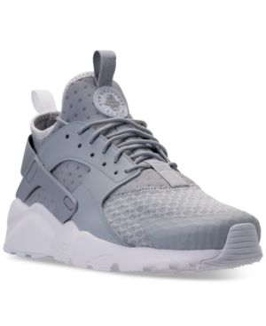 super popular a0601 526a5 NIKE MEN S AIR HUARACHE RUN ULTRA RUNNING SNEAKERS FROM FINISH LINE.  nike   shoes