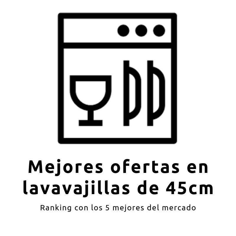 Ranking De Los Mejores Lavavajillas De 45 Cm Del 2019 Guia Para La