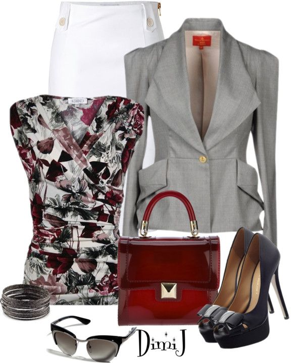 """""""Office Look"""" by dimij on Polyvore"""