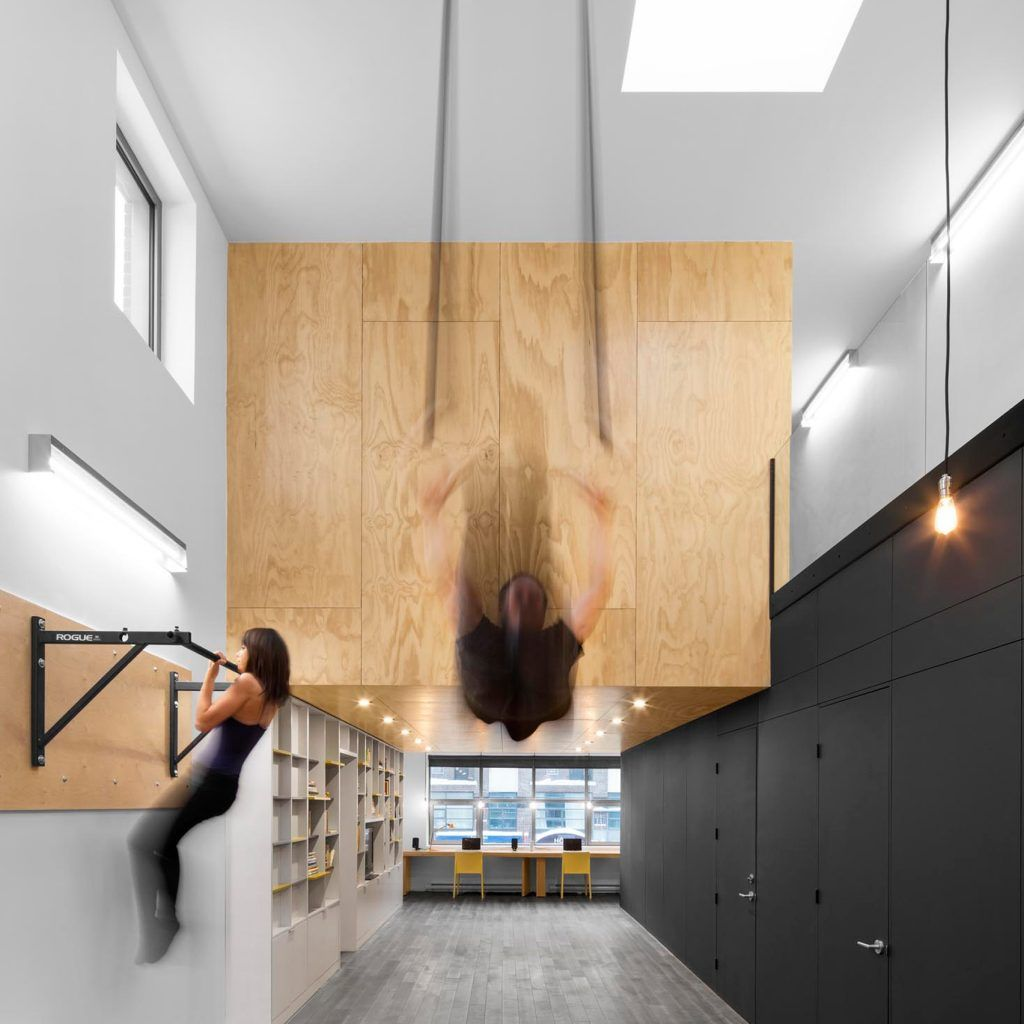 Inspirational Gym Architecture Design