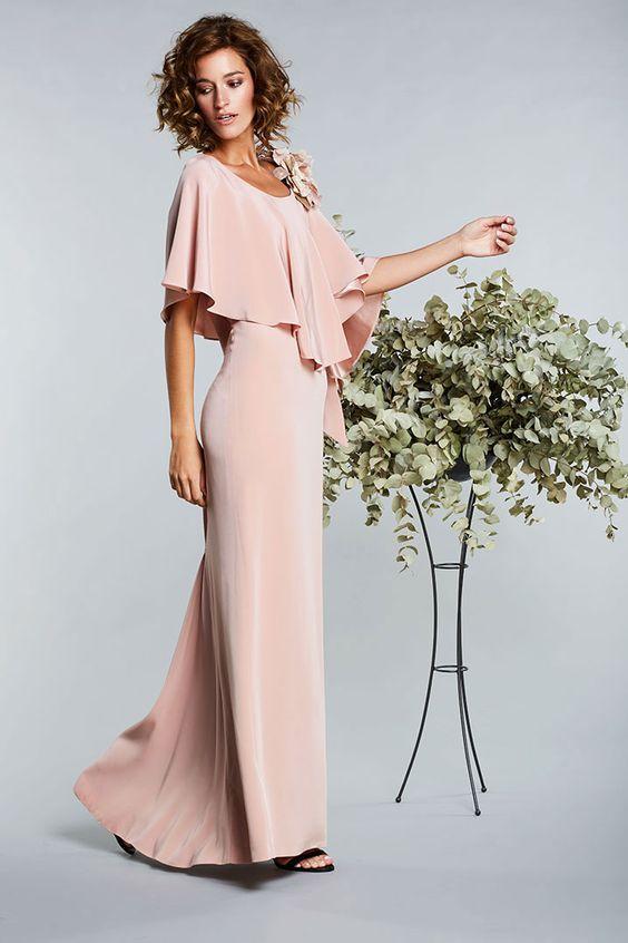 catálogo matilde cano - vestidos largos y cortos para las ocasiones