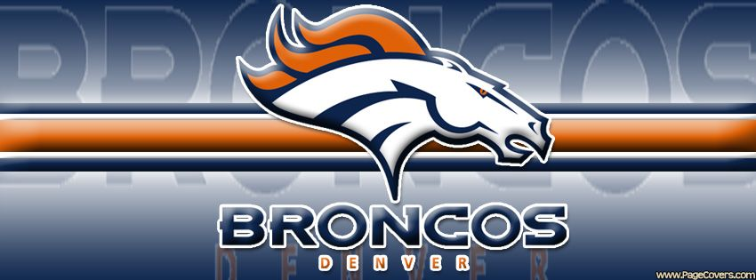 denver broncos facebook cover facebook pagecovers pinterest