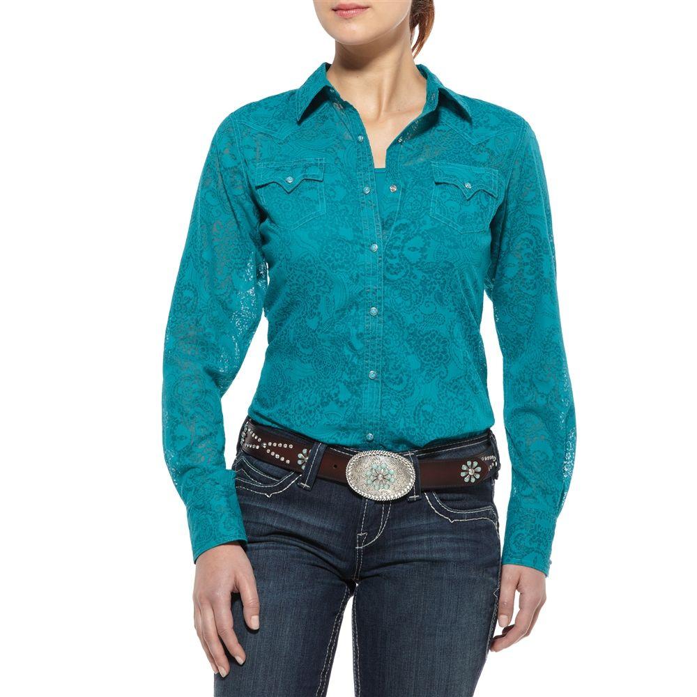 Ariat Audrey Shirt 10009778 $54.95