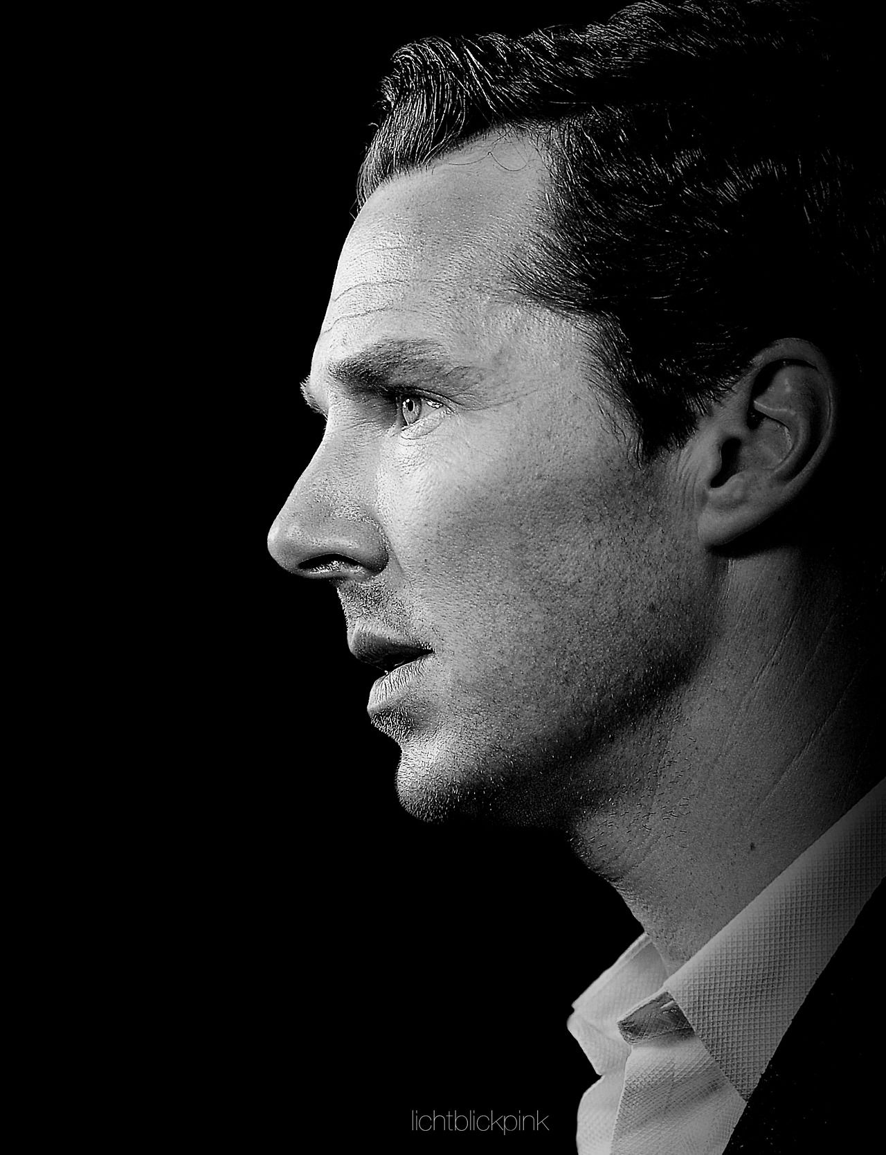 Look at this perfect profile… Benedict at Geanco Event in Los