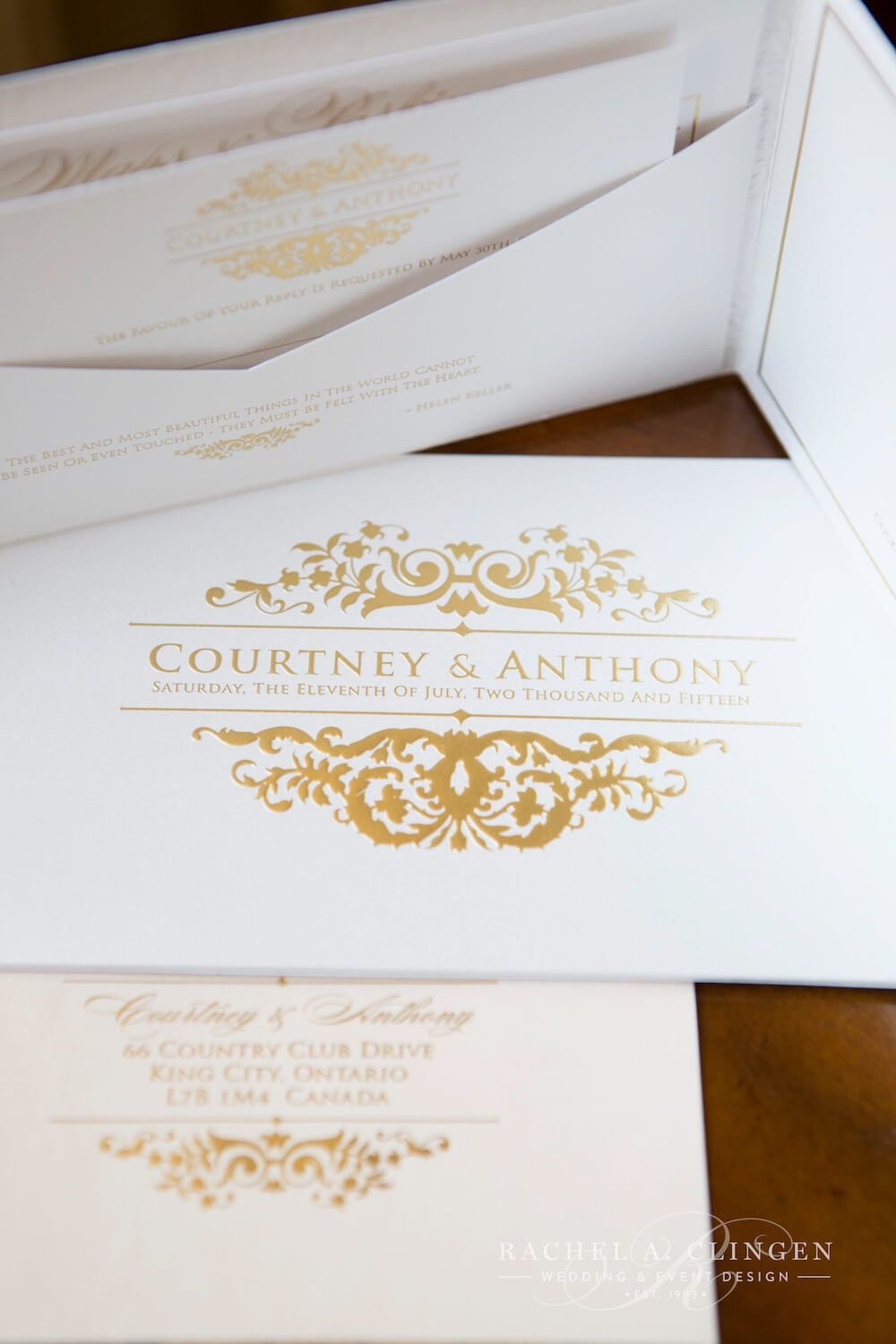 Luxury Wedding Stationery Wedding Ideas Pinterest Event Design