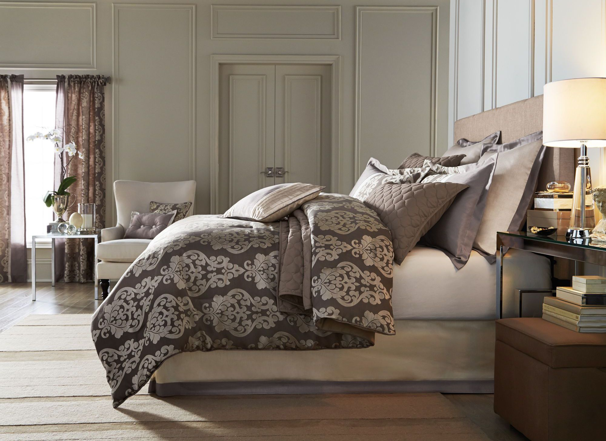 Whole Home®/MD 'Windsor'12Piece Comforter Set (With
