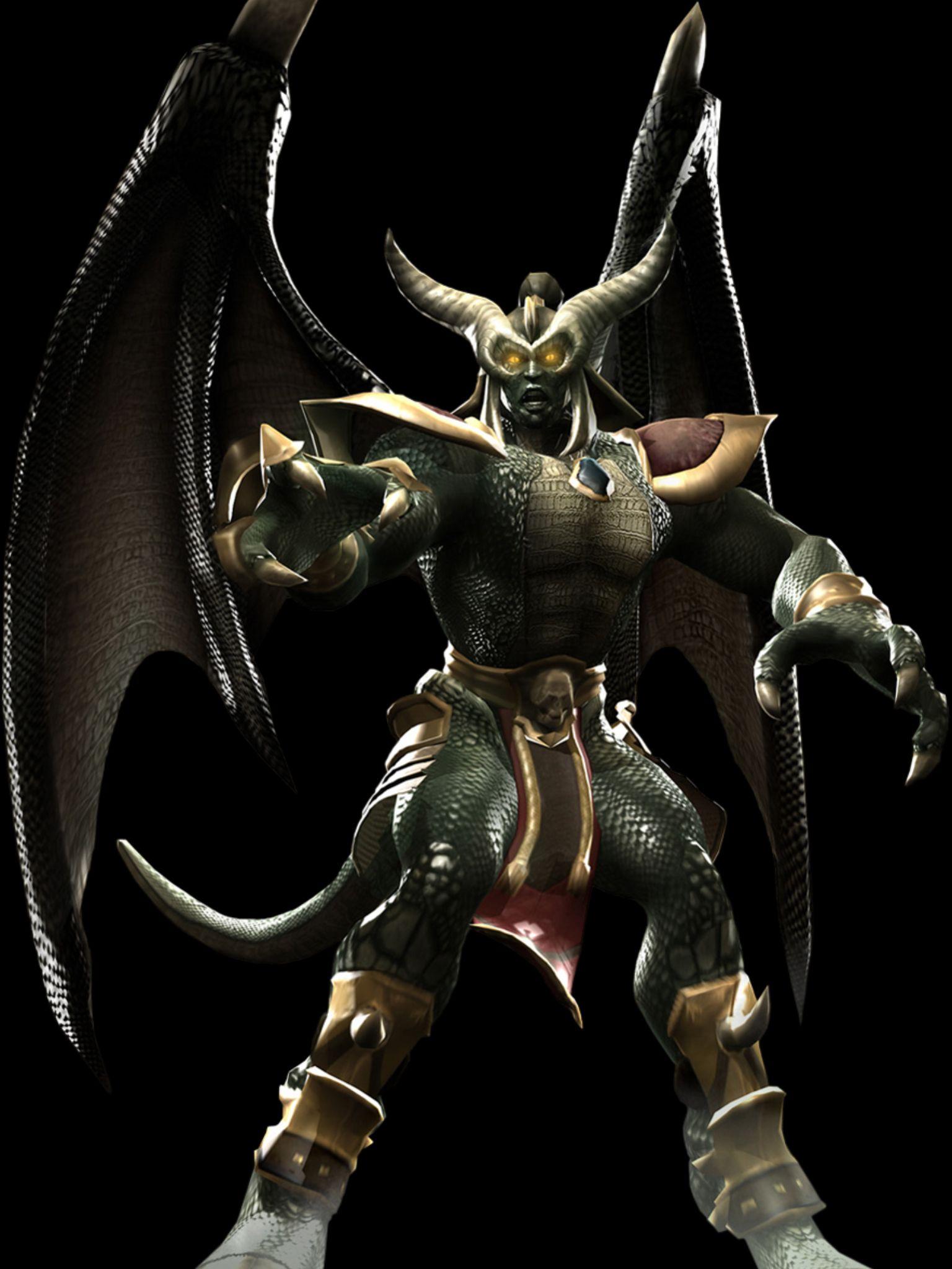 Mortal Kombat Dragon: Cavaleiros Do Zodiaco Anime, Lutador