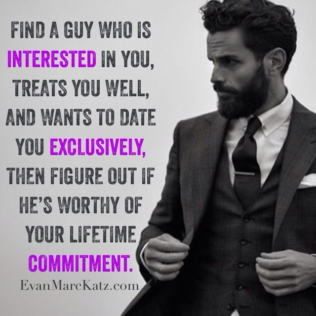 Exclusively Dating How Know If Your To
