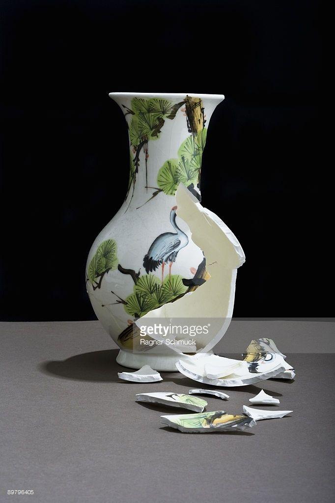 Image Result For Broken Vase