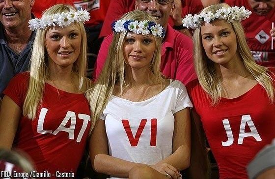 Latvian dating customs