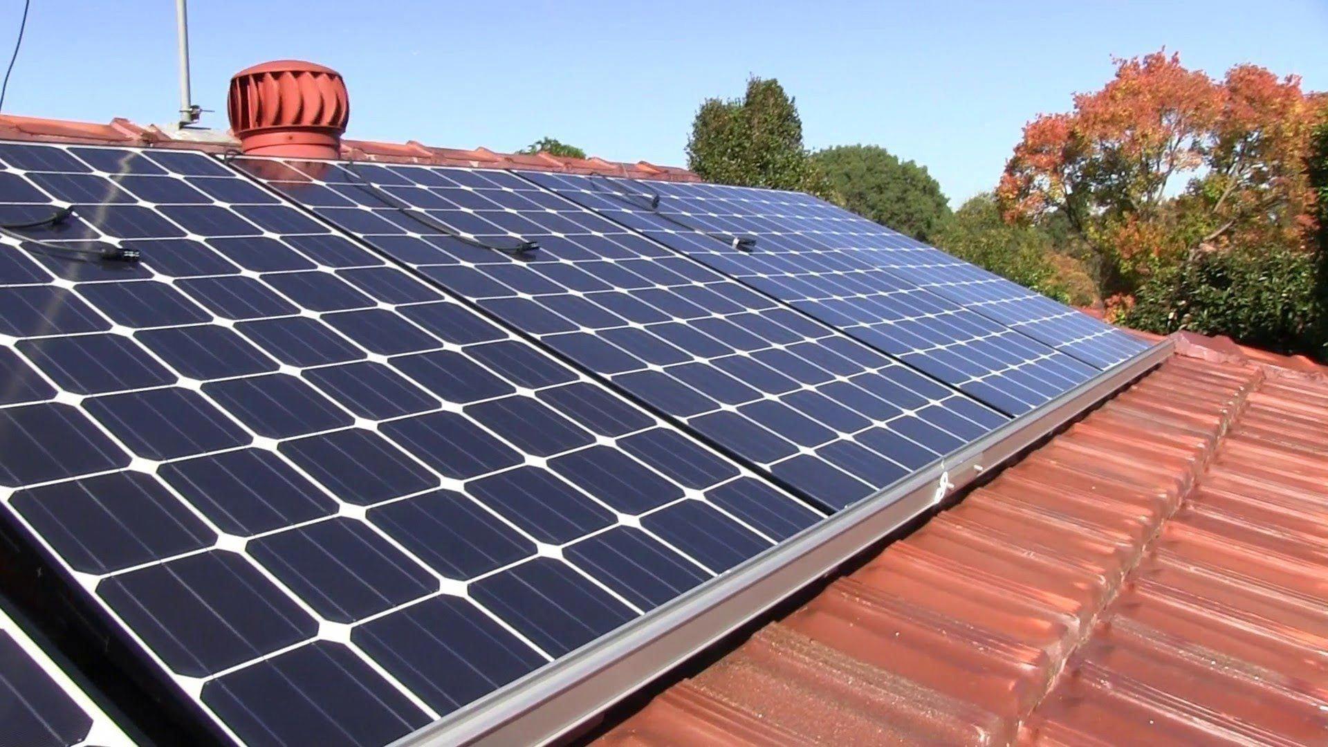 Solar Panel Installation In Uganda Solarpanels Solarenergy Solarpower Solargenerator Solarpanelkits So Solar Panels Solar Power House Solar Panel Installation
