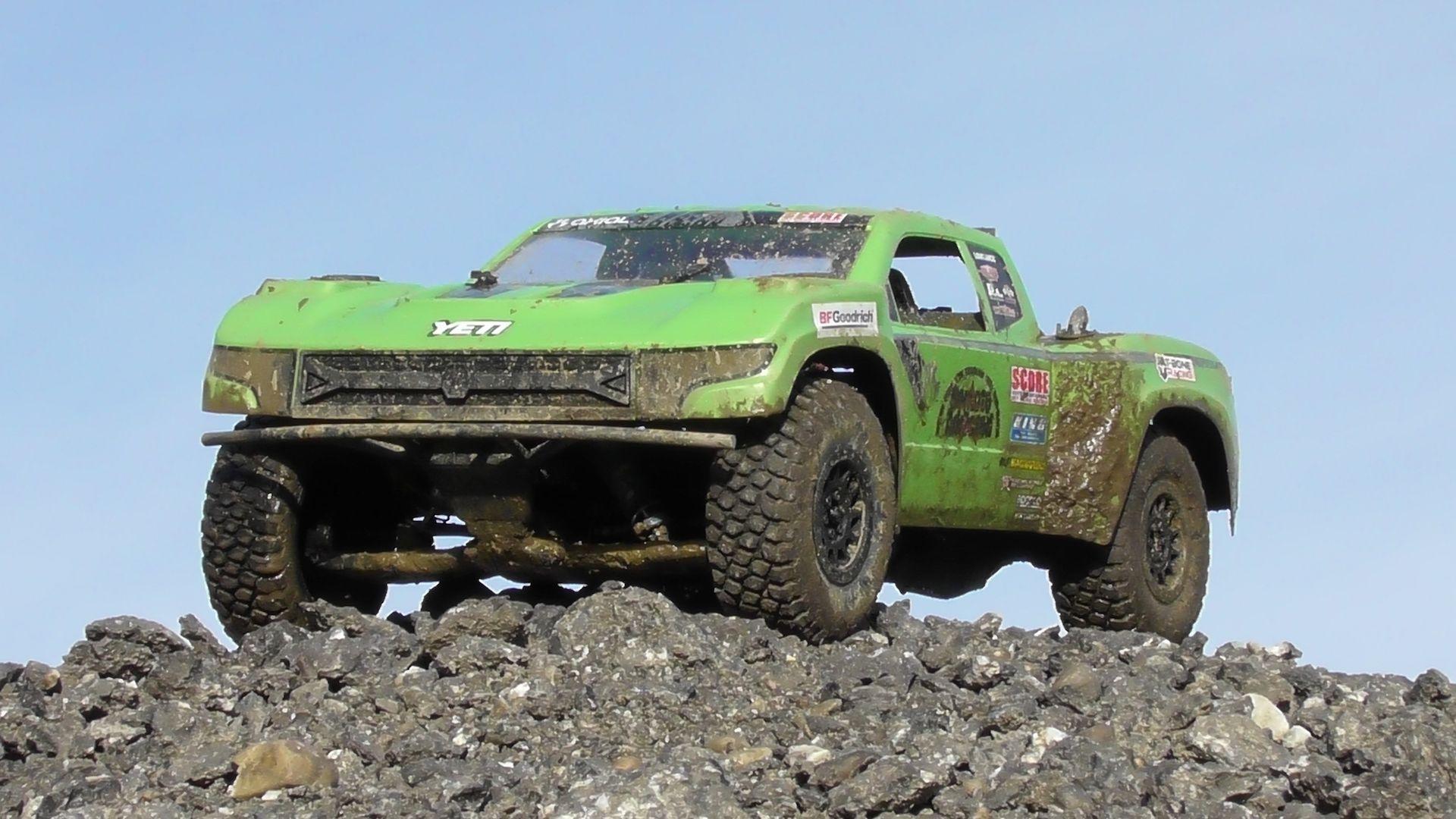 Pin On Axial Yeti Score Trophy Truck