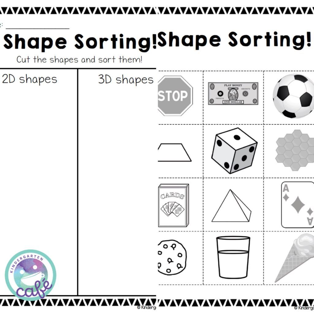 Exploring And Understanding 3 D Shapes In