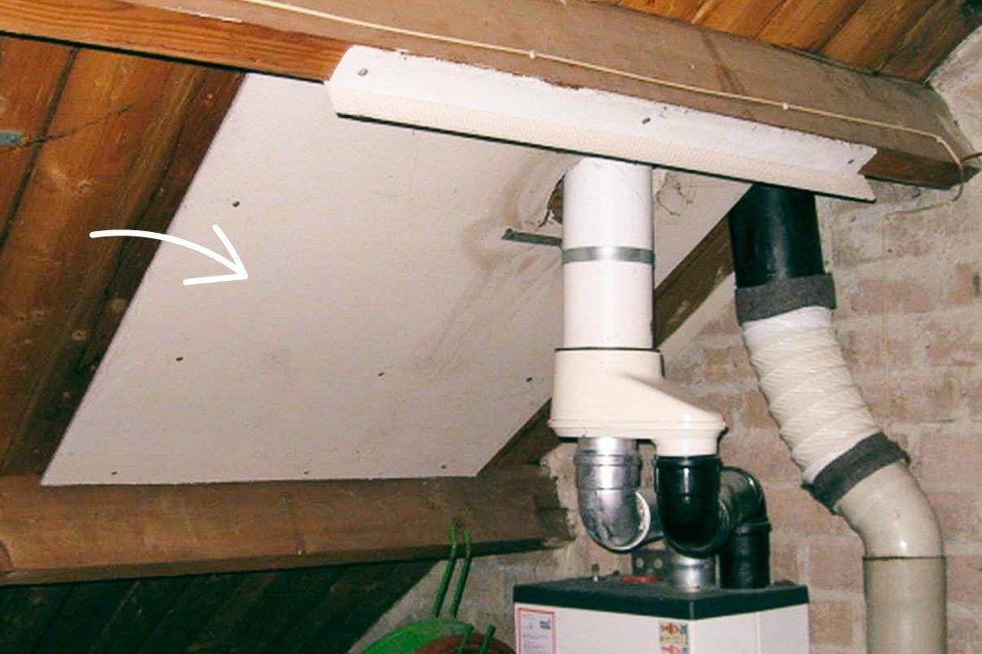 Asbest in en om het huis MilieuCentraal Vinyl tegels