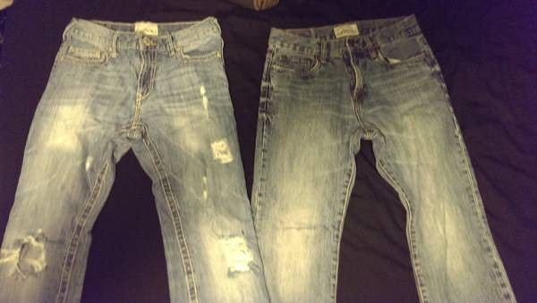 Men's Aeropostale jeans lot 29/32 set of 4 - $40