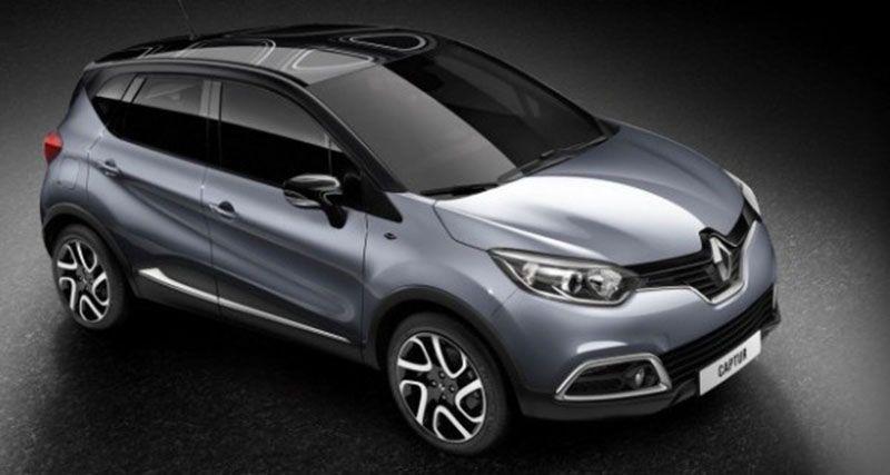 New Renault Captur 2017 Review Frankrijk Nieuws