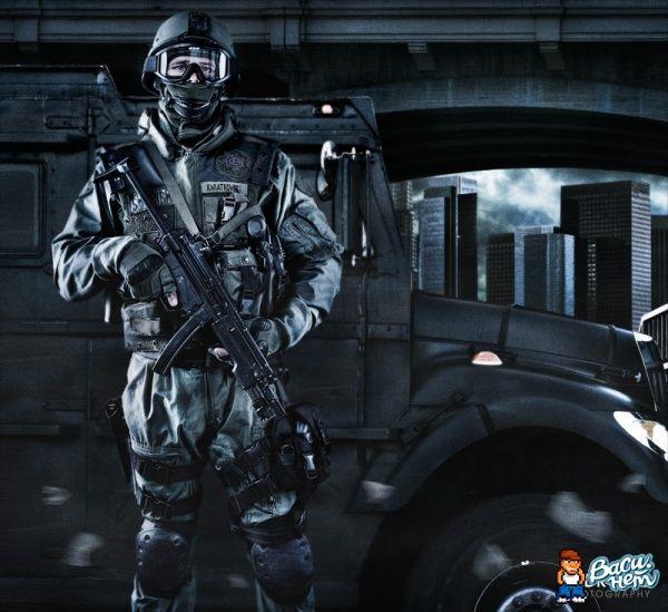 Специальные подразделения полиции США S.W.A.T (28 фото ...
