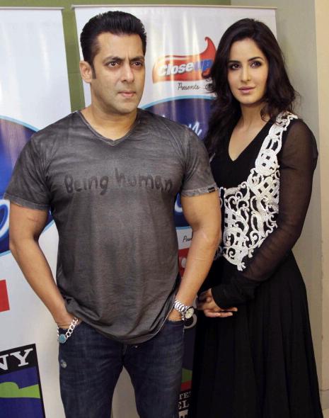 Salman Khan And Katrina Kaif To Star In New Movie Sultan Together After Breakup Katrina Kaif Salman Khan Katrina