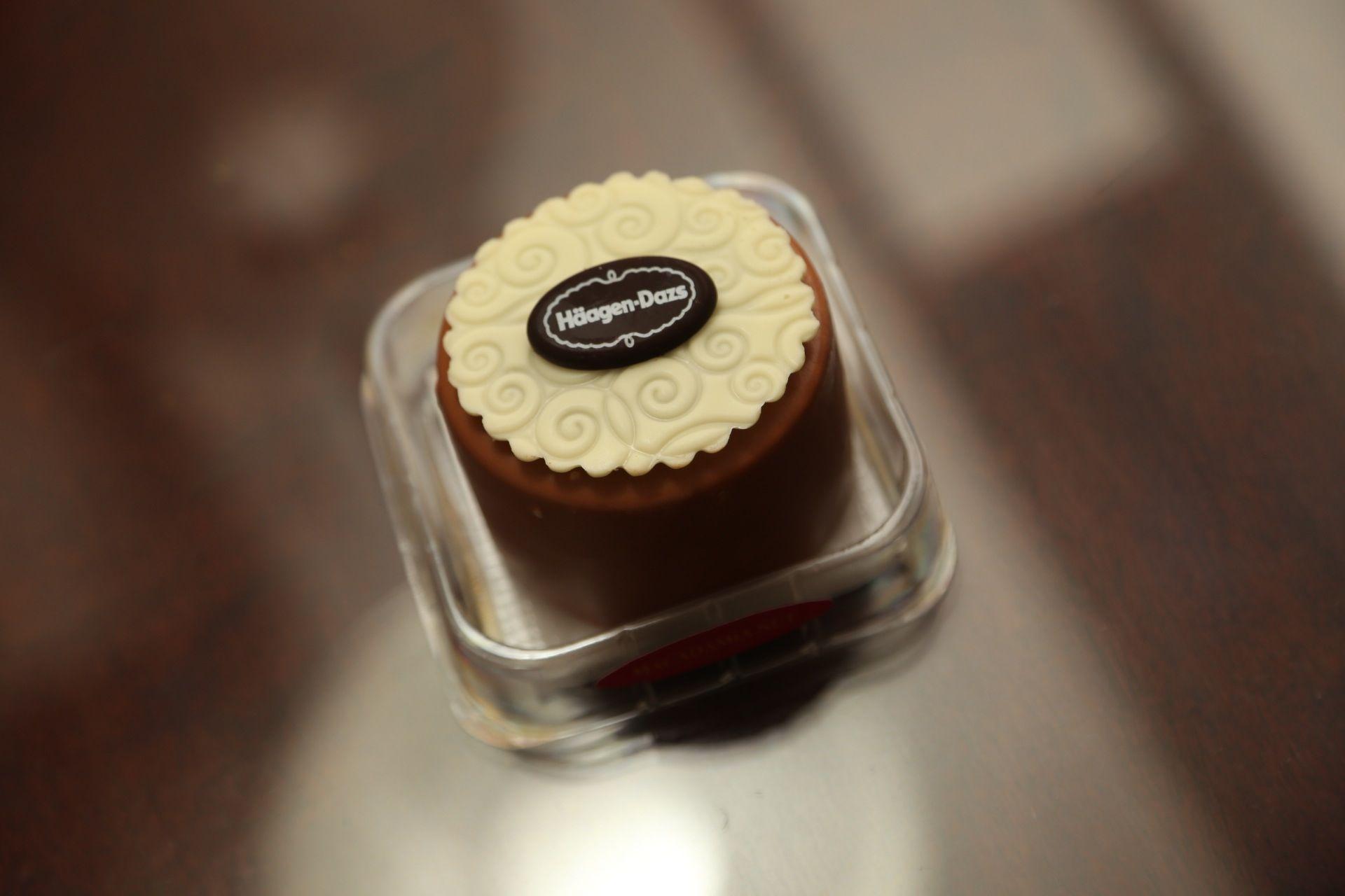 Haagendazs ice cream mooncakes