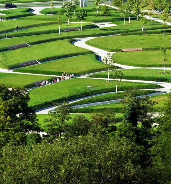Landschaftsarchitekten München rainer schmidt landschaftsarchitekten münchen landscape