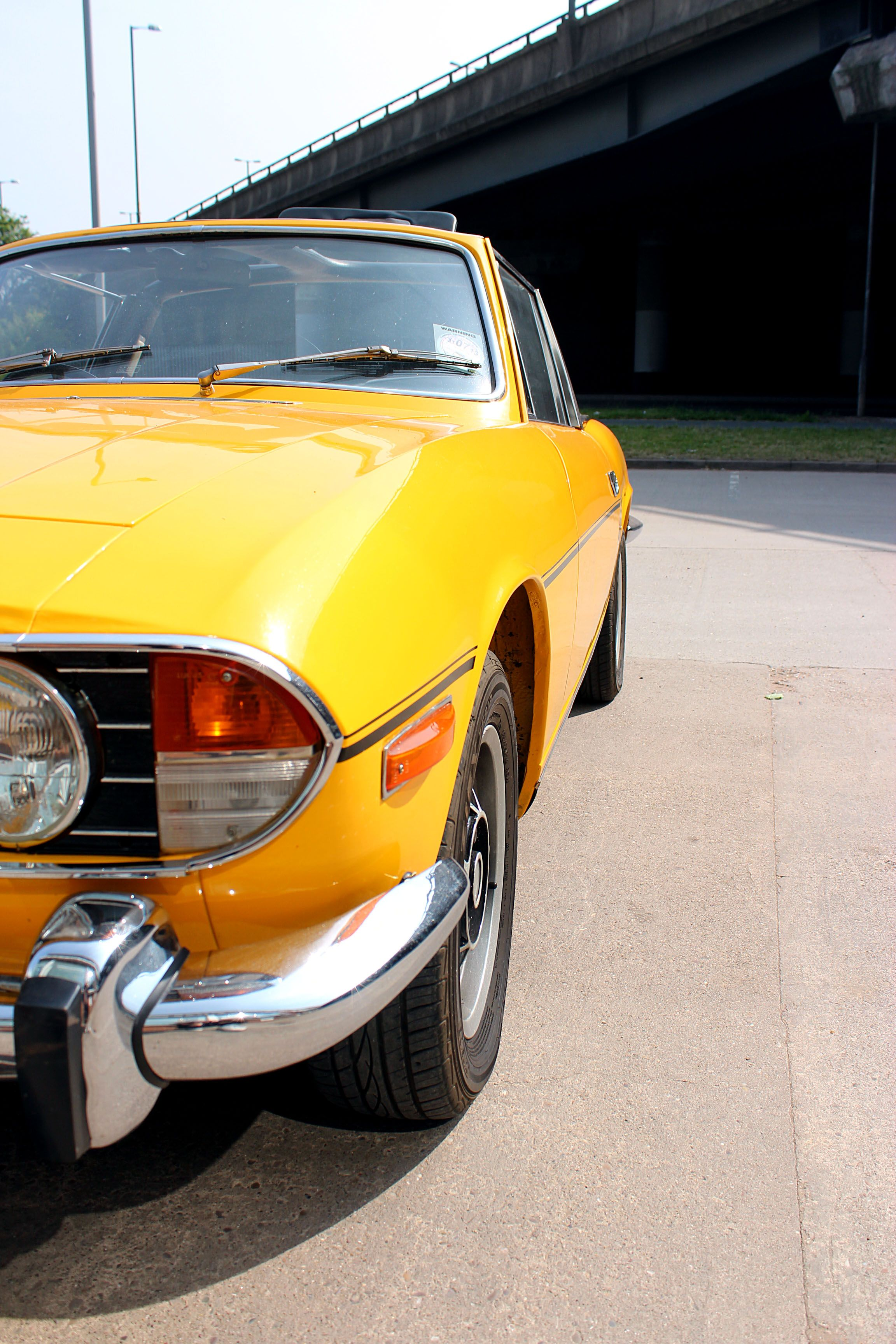 Triumph Stag at the David Manners Group. For ALL Triumph Car Parts, please visit our website http://www.jagspares.co.uk/Abingdon/company.asp
