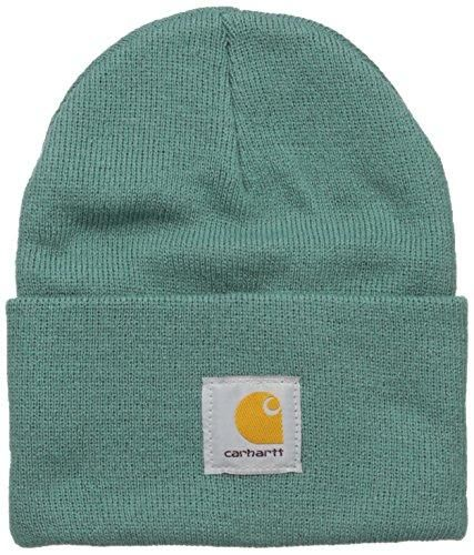 Carhartt Men s Acrylic Watch Hat Blue Green  2cabe303317e