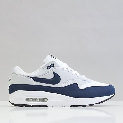nike WMNS AIR MAX 1 PRM SAILSAIL FOSSIL GUM LIGHT BROWN en KICKZ.COM