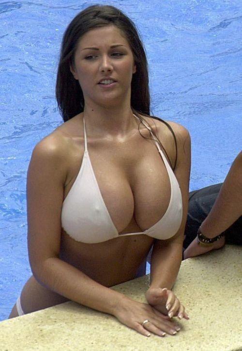 Amateur brunette butt