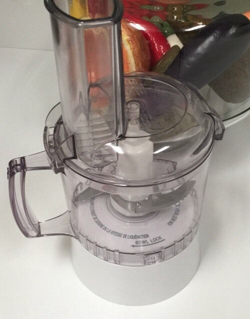 Cuisinart Afp7 Smart Power Duet Food Processor Chopper 3 Cups With Safety Lock Food Processor Recipes Blender Food Processor Cuisinart