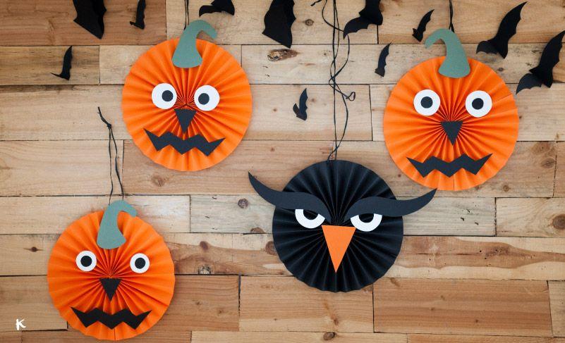 manualidades de halloween una ocasin estupenda para hacer manualidades con tus nios adornos y - Adornos Halloween