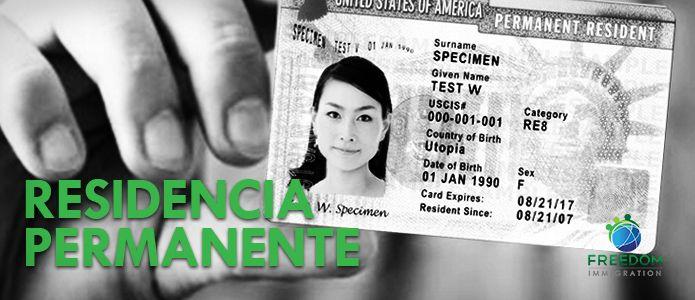 Que Es Una Visa De Inversion Para Residencia Permanente