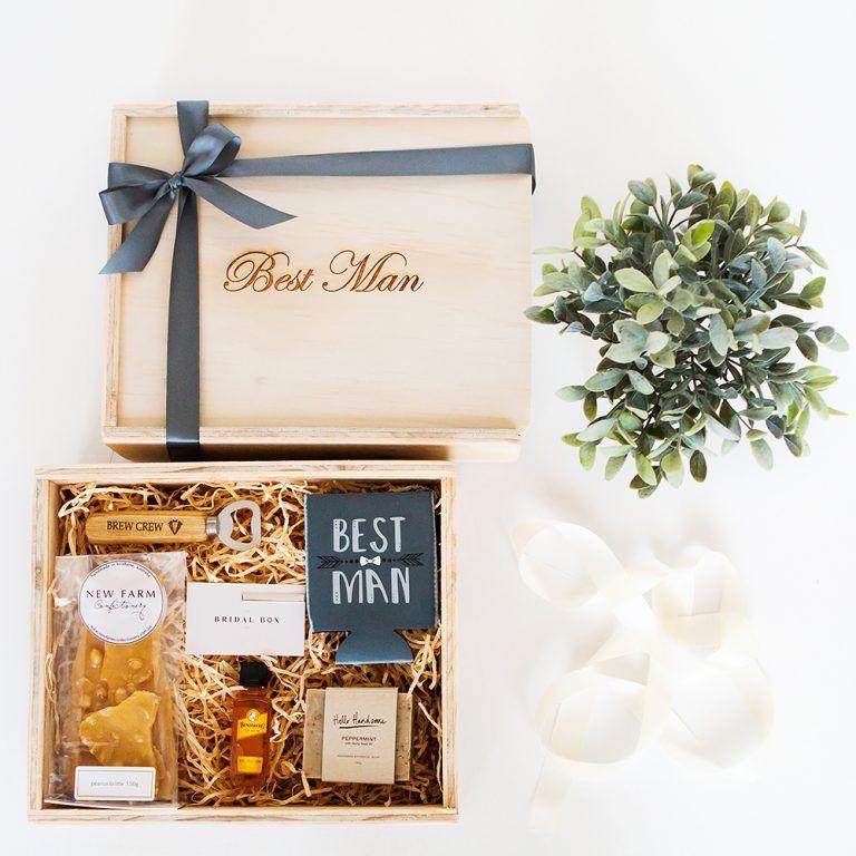 groomsmen gift box only