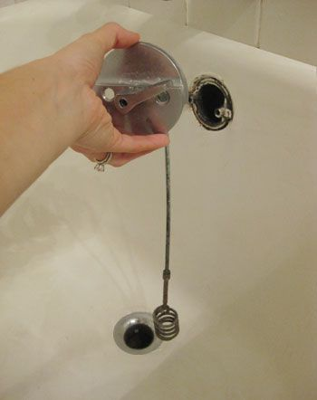 How To Unclog A Bathtub Drain Without Chemicals Unclog Bathtub