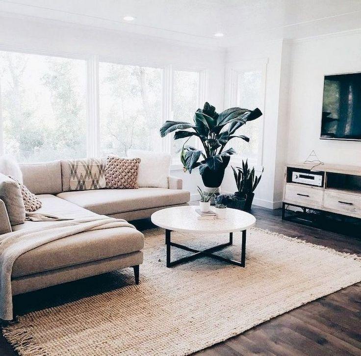 Photo of 78 Cozy Modern Minimalist Living Room Designs #Living Room Decor …