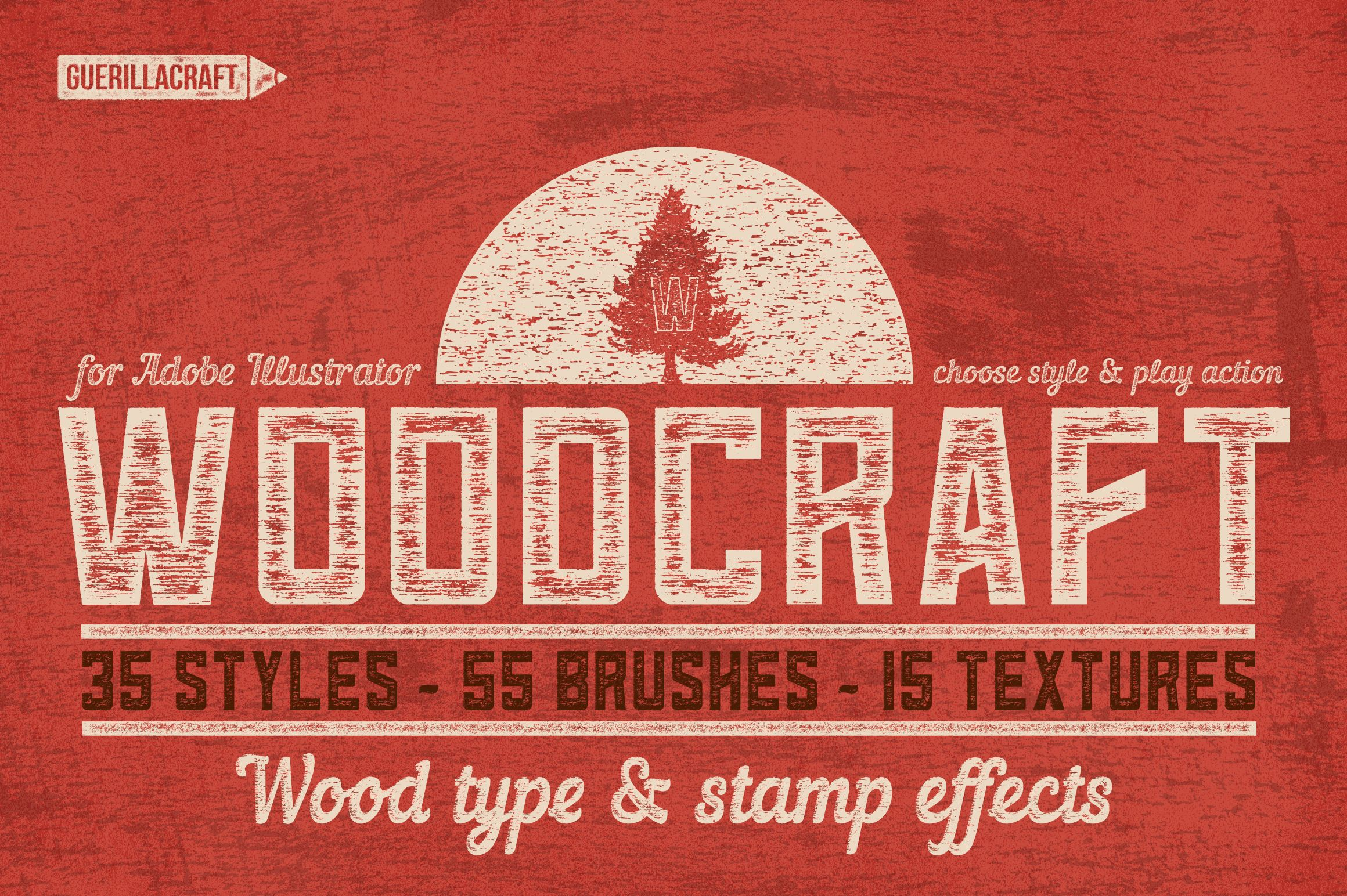 The Ultimate Designer's Toolkit 29 Fonts and 1132