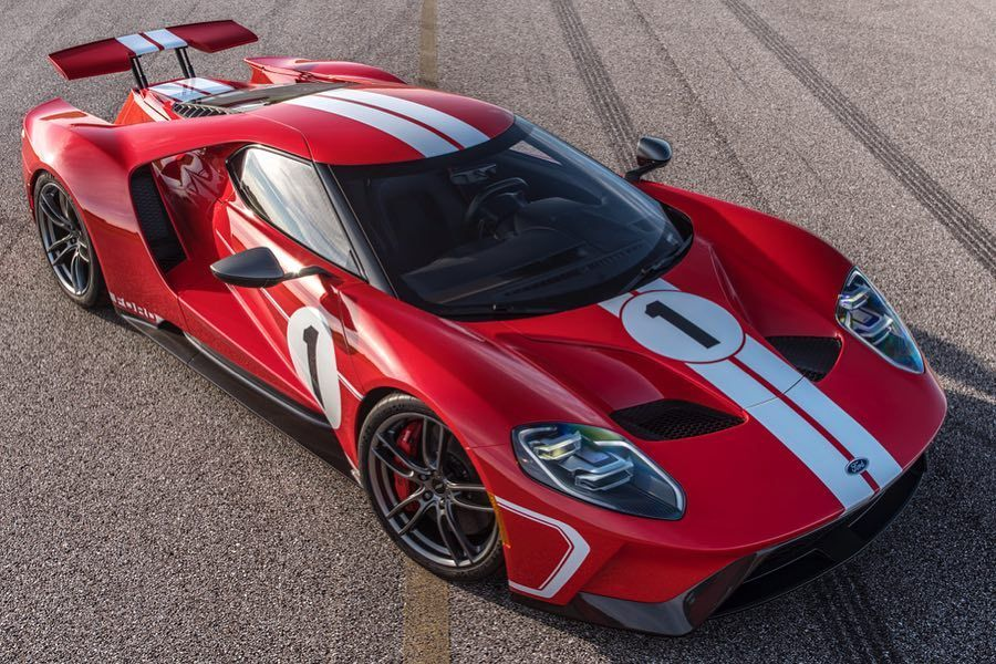 Battle Of The Ford Gt With Images Ford Gt Super Cars Ford