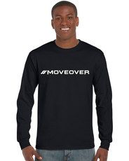 Men's #MOVEOVER Long Sleeve Shirt