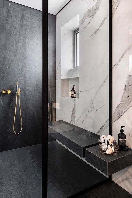 27 Contemporary Bathrooms Designs To Inspire You In 2020 Contemporary Bathroom Designs Bathroom Inspiration Decor Bathroom Design Decor