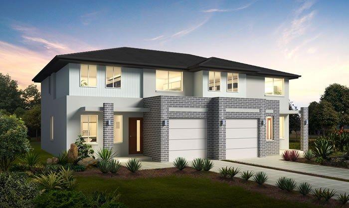 Masterton home designs twin oaks duplex facade visit for Home designs masterton
