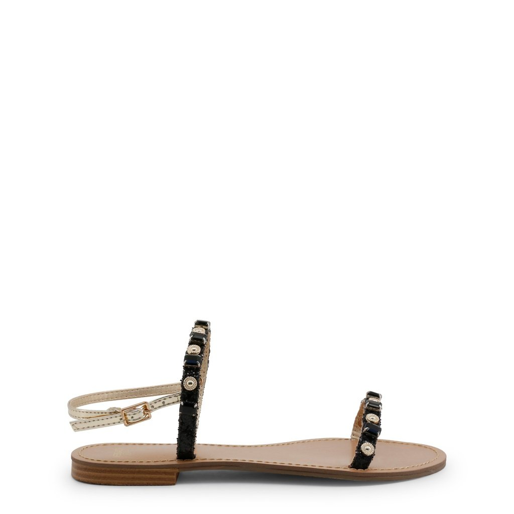 Versace Jeans beaded thong sandals shipping discount sale cheap shop for fXjRcz