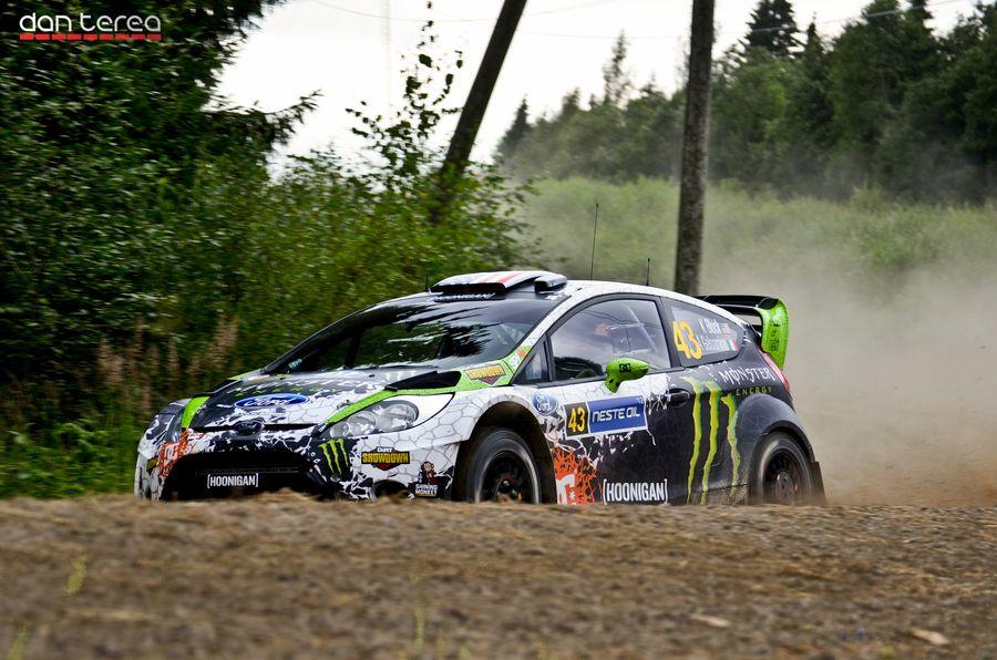 Ken Block at Rally Finland 2012 | RALLY | Pinterest | Rally, Rally ...