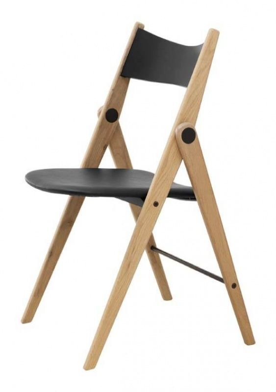 Oslo Folding Chair By Boconcept Co Uk Folding Chair Wooden Folding Chairs Side Chairs Dining