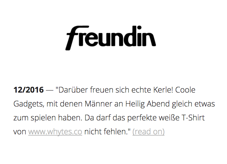 Thursday Auf Deutsch
