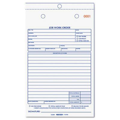 Form,job work order bk,wh Job work and Products - work order form