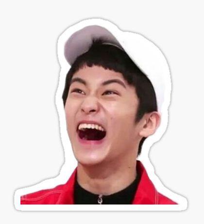 NCT- Mark Lee Sticker