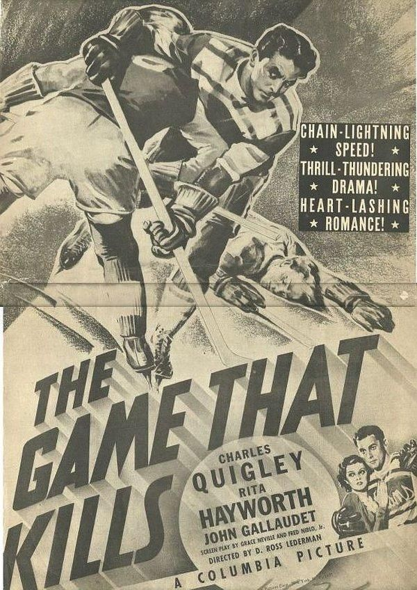The Game That Kills (1937)